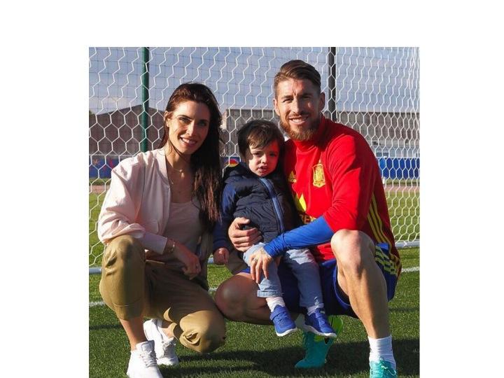 La paternidad está presente en la Selección española de fútbol