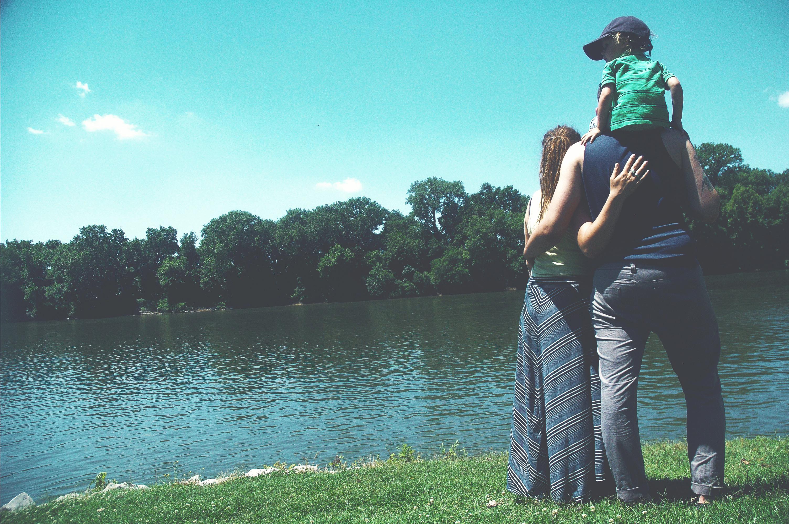 """""""Ser padres es lo mejor que nos ha pasado en la vida"""""""