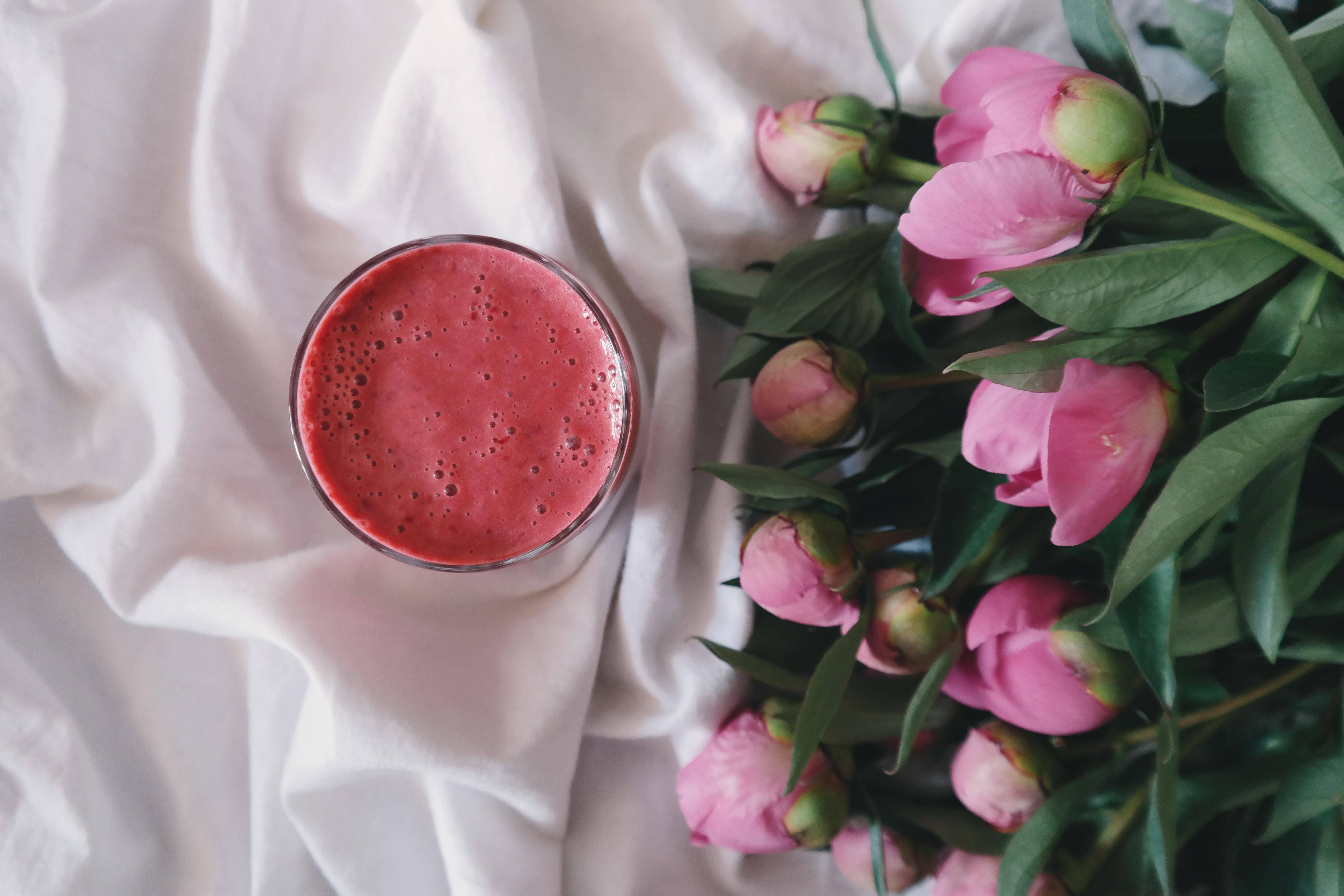 Los mejores smoothies para ayudarte a quedar embarazada