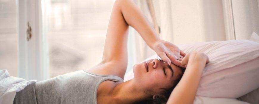 Desajuste en nuestros hábitos y patrón del sueño