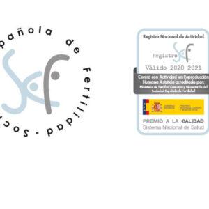 Accuna incorpora sus datos de reproducción asistida al Registro Nacional de Actividad 2018 de la Sociedad Española de Fertilidad